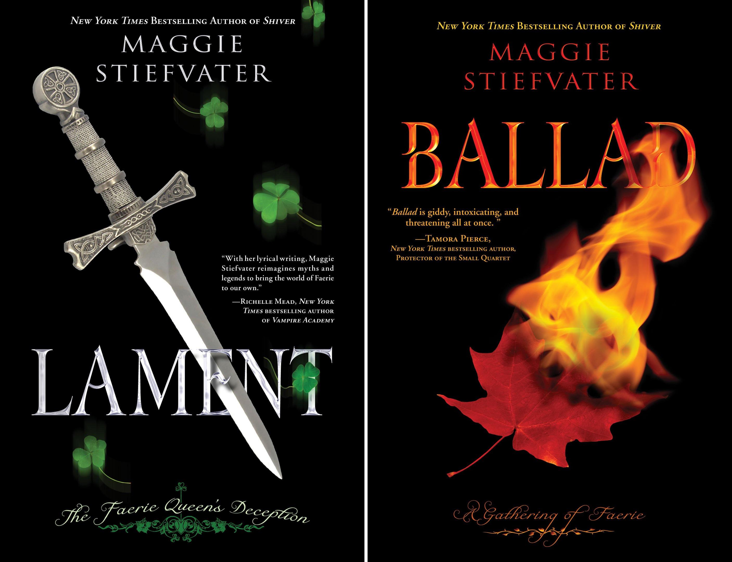 A Lament Novel (2 Book Series)