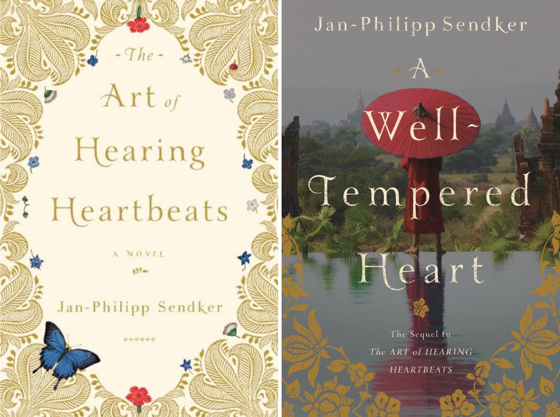 Art of Hearing Heartbeats (2 Book Series)