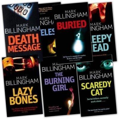 Mark Billingham Collection 8 Books Set