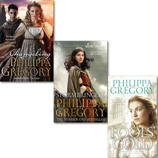 Philippa Gregory Order of Darkness Series Collection 3 Books Set,