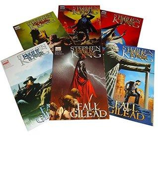 Dark Tower Fall of Gilead 6 Issue 1st Print Comic Set
