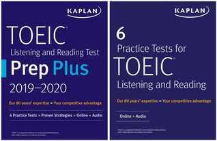 TOEIC Prep Set: 2 Books + Online