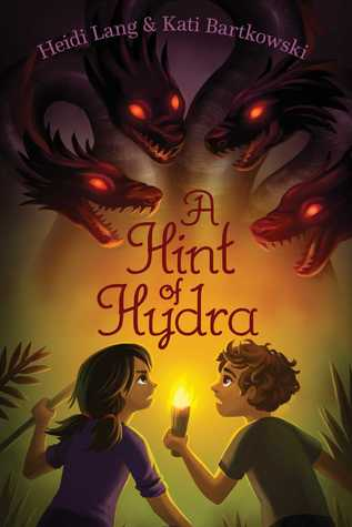 A Hint of Hydra                  (Lailu Loganberry #2)