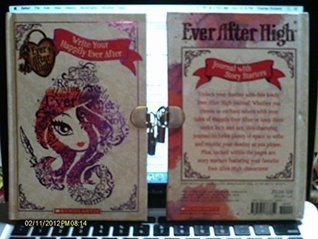 Ever After High Write Your Happily Ever After Diary for Girls [Lock+key Included] [Hardcover]