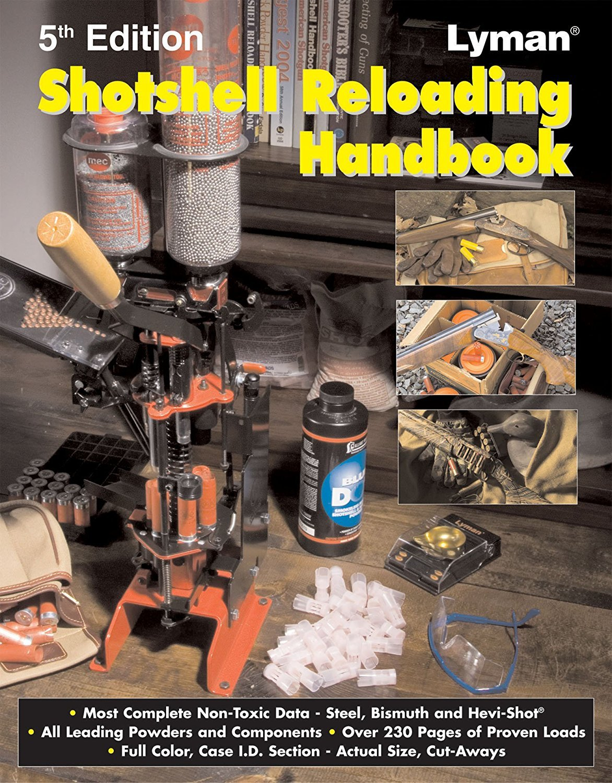 Lyman Shotshell Reloading Handbook -- 5th Edition