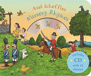 Mother Goose's Nursery Rhymes: Book and CD Pack