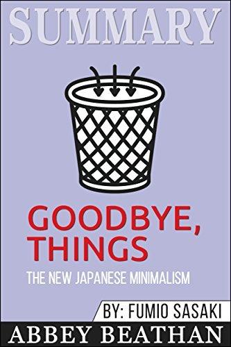 Summary: Goodbye, Things: The New Japanese Minimalism