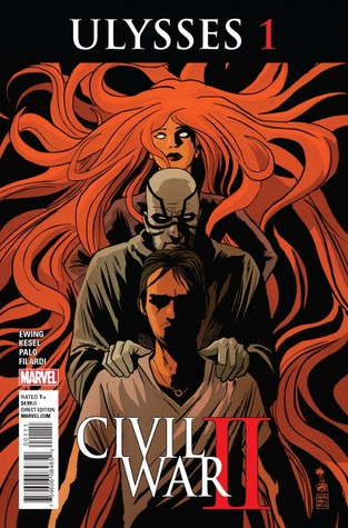 Civil War II: Ulysses #1