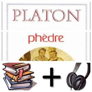 Platon Phaedre Audiobook PACK [Book + 1 CD MP3]