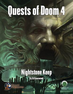Quests of Doom 4: Nightstone Keep - Swords & Wizardry