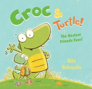 Croc & Turtle by Mike Wohnoutka