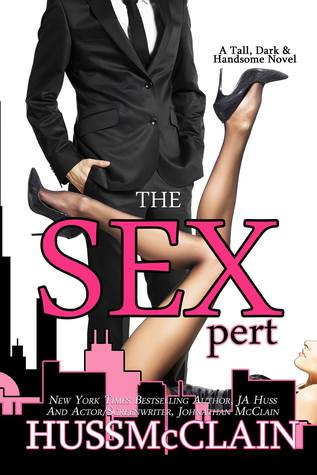 BOOK BLITZ: THE SEXPERST BY Johnathan McClain & JA Huss