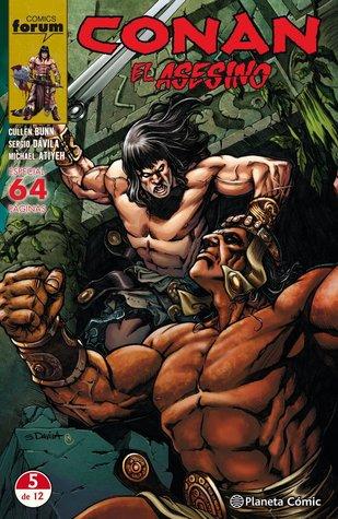 Conan el asesino núm. 5 por Cullen Bunn, Sergio Davila