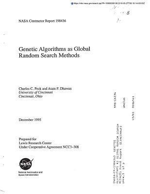 Genetic Algorithms as Global Random Search Methods