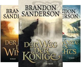 Die Sturmlicht-Chroniken (Reihe in 5 Bänden)