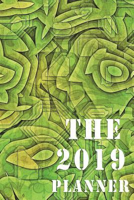 The 2019 Planner: Multiple Green