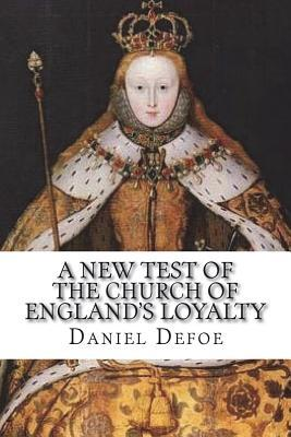 A New Test of the Church of England's Loyalty