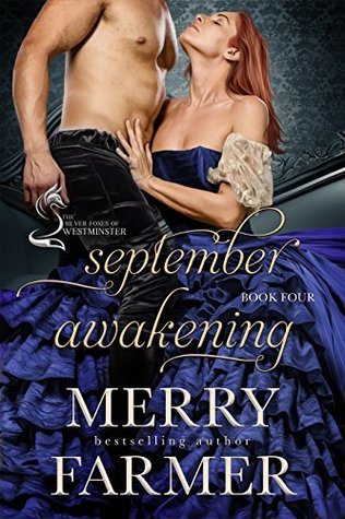 September Awakening (The Silver Foxes of Westminster #4)