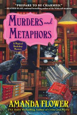 Murders and Metaphors (Magical Bookshop Mystery #3)