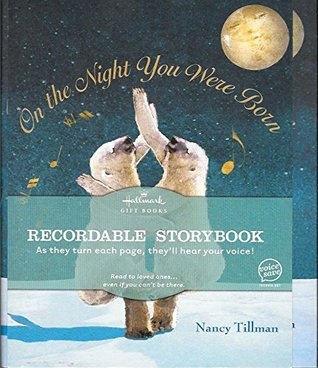 On the Night You Were Born Recordable Storybook