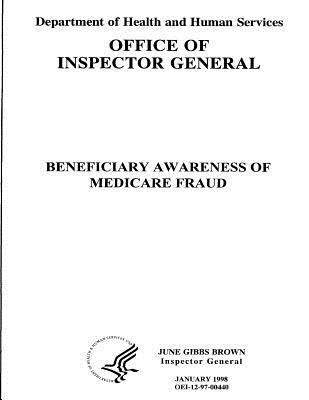 Beneficiary Awareness of Medicare Fraud.