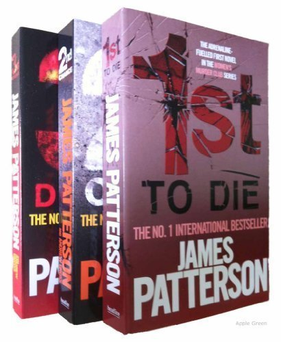 James Patterson: Womens Murder Club Series 3 Books: