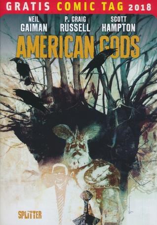 American Gods (Gratis Comic Tag 2018)