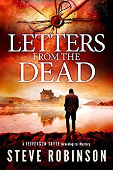 Letters from the Dead (Jefferson Tayte Genealogical Mystery #7)