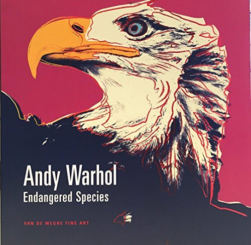 Andy Warhol: Endangered Species