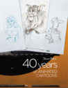 40 Years of Animated Cartoons by Jacques Muller