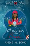 Here for the Seer (Supernatural Dating Agency Book 4)