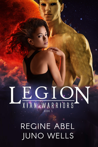 Legion (Xian Warriors, #1)