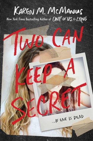 Image result for two can keep a secret