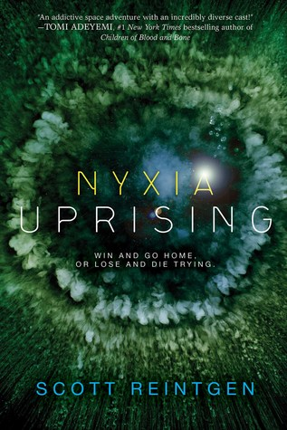 Nyxia Uprising (The Nyxia Triad, #3)