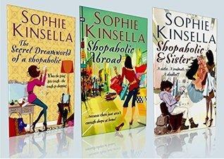 SOPHIE KINSELLA Collection - Box Set includes: 1) The Secret Dreamworld of A Shopaholic 2) Shopaholic Abroad 3) Shopaholic & Sister (Brand New, Sealed) (RRP:£23.97)