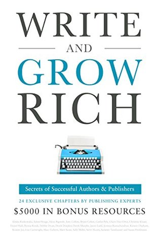 Write and Grow Rich by Alinka Rutkowska
