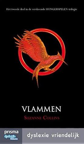 Vlammen (De Hongerspelen Book 2)