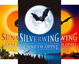 The Silverwing Trilogy (3 Book Series)