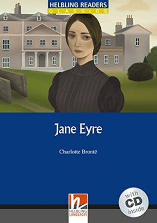 Jane Eyre - Book & Audio CD Pack - Level 4