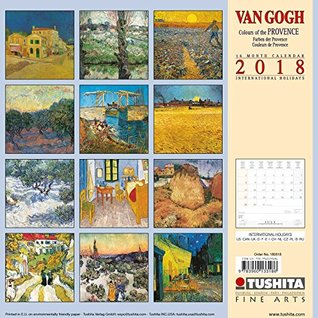 van Gogh Colours of the Provence (180518) (Fine Arts)