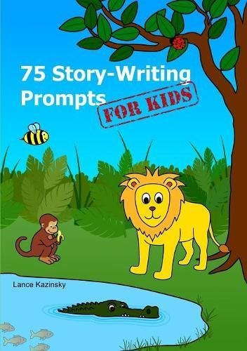 75 Story-Writing Prompts for Kids