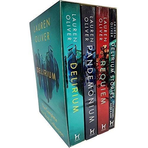 Delirium Trilogy Collection Lauren Oliver 3 Books Set