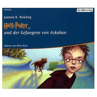 "Harry Potter und der Gefangene von Askaban (German Audio CD (11 Compact Discs) Edition of ""Harry Potter and the Prisoner of Azkaban"")"