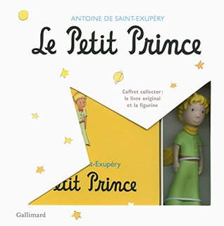 Coffret Le Petit Prince plus figurine (4 inches high)