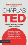 CHARLAS TED. LA GUÍA OFICIAL DE TED PARA HABLAR EN PÚBLICO