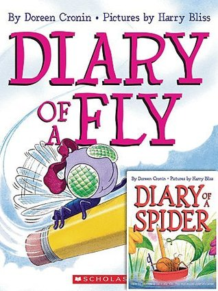 Bug Diaries Adventure Pack/ Diary of a Fly and Diary of a Spider