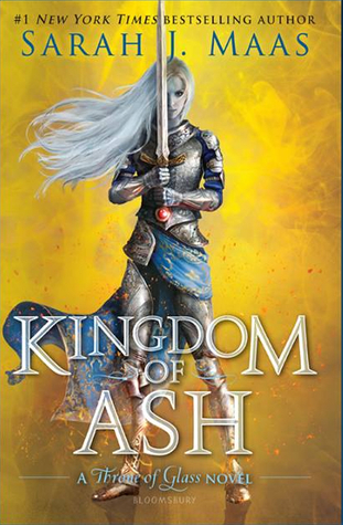 Image result for kingdom of ash sarah j maas