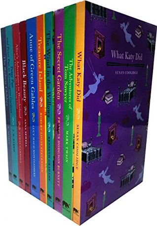 Childrens Classics Collection 10 Books Set