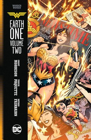 Wonder Woman: Earth One, Vol. 2