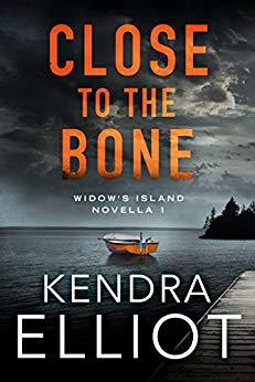 Close to the Bone (Widow's Island, #1)